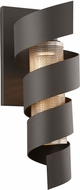 Troy B4265 Vortex Contemporary Solid Aluminum LED Outdoor Wall Sconce