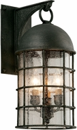 Troy B4432 Charlemagne Hand Worked Iron Outdoor Sconce Lighting