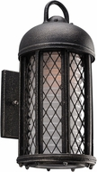 Troy B4481 Signal Hill Hand Worked Iron Outdoor Wall Mounted Lamp