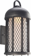 Troy B4482 Signal Hill Hand Worked Iron Exterior Wall Light Sconce