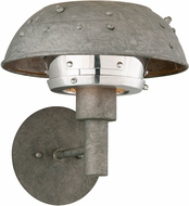 Troy B4731 Idlewild Hand Worked Iron And Aluminum LED Wall Sconce Lighting