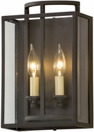 Troy B5342 Maddox Textured Bronze Light Sconce