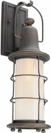 Troy BL4441 Maritime Hand Worked Iron LED Outdoor Lighting Sconce
