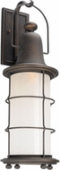 Troy BL4443 Maritime Hand Worked Iron LED Outdoor Wall Sconce Lighting