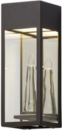 Troy BL5111-C Trousdale Modern Bronze LED Outdoor Small Lighting Wall Sconce