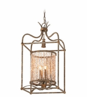 Troy F4044 Madame Bardot 15  Wide Foyer Pendant Hanging Light