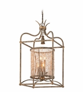 Troy F4046 Madame Bardot 33.5  Tall Foyer Hanging Light Fixture
