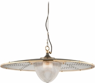 Troy F4708 Fly Boy Hand Worked Iron Brass And Aluminum 40  Pendant Lighting