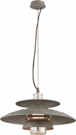 Troy F4734 Idlewild Hand Worked Iron And Aluminum LED 26  Pendant Light Fixture