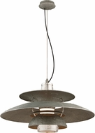 Troy F4736 Idlewild Hand Worked Iron And Aluminum LED 40  Hanging Pendant Lighting