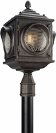Troy PL4505 Main Street Retro Solid Aluminum LED Outdoor Post Light Fixture