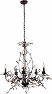 Urban Classic 1222D35GDB-RC Arbor Golden Dark Bronze Lighting Chandelier