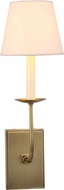 Urban Classic 1435W4BB Penelope Burnished Brass Wall Sconce Lighting