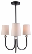 Urban Classic 1444D20BZ Toscana Bronze Mini Chandelier Lamp