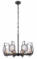 Urban Classic 1490D28BZ Twilight Contemporary Bronze 28  Chandelier Lamp