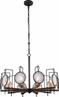 Urban Classic 1490D32BZ Twilight Modern Bronze 32  Chandelier Light