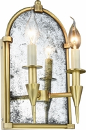 Urban Classic 1491W8BB Bavaria Burnished Brass Wall Lighting