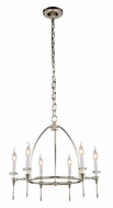 Urban Classic 1499D24PN Celtic  Polished Nickel Mini Chandelier Lighting
