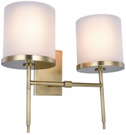 Urban Classic 1504W16BB Bradford Burnished Brass Lighting Sconce