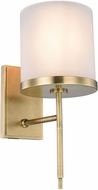 Urban Classic 1504W6BB Bradford Burnished Brass Wall Light Fixture
