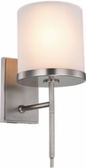 Urban Classic 1504W6VN Bradford Vintage Nickel Wall Lighting Sconce