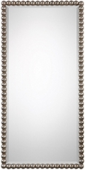 Uttermost 09231 Serna Lightly Antiqued Gold Leaf Wall Mounted Mirror