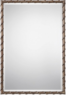 Uttermost 09237 Laden Antique Bronze Wall Mirror