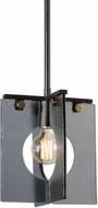Uttermost 22055 Vitrum Modern Coffee Bronze Mini Drop Lighting