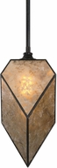 Uttermost 22063 Pelham Contemporary Oil Rubbed Bronze Mini Lighting Pendant