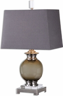 Uttermost 26148 Callias Olive-Gray Lighting Table Lamp