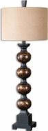 Uttermost 27001 Massadona Stacked Spheres Buffet Table Light