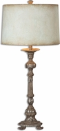 Uttermost 27004-1 Ballena Stone Gray Buffet Table Lighting