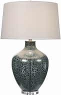 Uttermost 27061 Zumpano Iridescent Gray Table Lighting