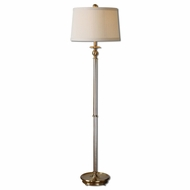 Uttermost 28885 Vairano 63  Tall Floor Lamp Light