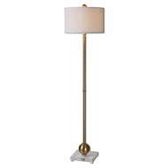 Uttermost 28886-1 Laton 23  Wide Light Floor Lamp