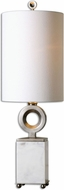 Uttermost 29771-1 Palos White Alabaster Buffet Table Lighting