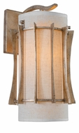 Varaluz 233K01ZG Occasion Zen Gold 15  Tall Wall Sconce Lighting