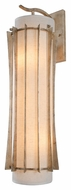 Varaluz 233K03ZG Occasion 8.25  Wide Zen Gold Lamp Sconce