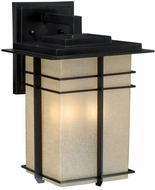 Vaxcel AB-OWU090NB Ashbee Mission Noble Bronze Outdoor Wall Lamp