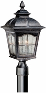 Vaxcel AD-OPU090BP Arcadia Traditional Burnished Patina Finish 9  Wide Outdoor Post Lighting