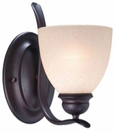 Vaxcel AL-VLU001OBB Avalon Oil Burnished Bronze Sconce Lighting