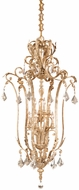 Vaxcel EP-PDU280PP Empire Traditional Phoenician Platinum Finish 28  Wide Pendant Lighting Fixture