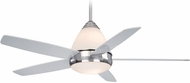 Vaxcel FN52239SN Fresco Satin Nickel Finish 52  Wide Home Ceiling Fan