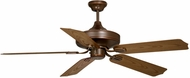 Vaxcel FN52257BBZ-34 Protico Burnished Bronze Finish 16  Tall Ceiling Fan