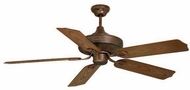 Vaxcel FN52257RZ-34 Protico Royal Bronze Finish 52  Wide Home Ceiling Fan