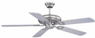 Vaxcel FN52315BN Victoria Brushed Nickel Finish 14.5  Tall Ceiling Fan