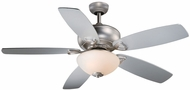 Vaxcel FN52427BN Montreux Brushed Nickel Finish 52  Wide Home Ceiling Fan