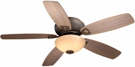 Vaxcel FN52434OR Montreux Oil Rubbed Bronze Finish 52  Wide Home Ceiling Fan