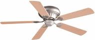Vaxcel FN52473BN Porter Brushed Nickel Finish 52  Wide Home Ceiling Fan
