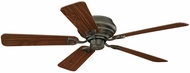 Vaxcel FN52996OR Quentin Oil Rubbed Bronze Finish 52  Wide Home Ceiling Fan
